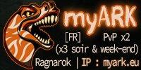 [FR] MyARK - PvP  | Ragnarok