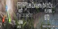 [RP] Les Z'arkiens - CLUSTERS